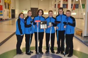 Team Parker - Block C Playoff Winners